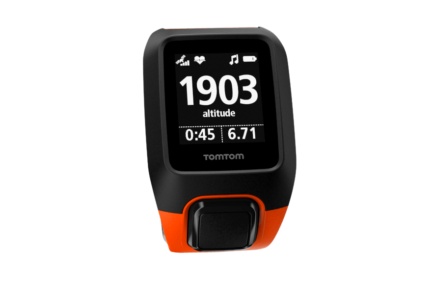 montre outdoor gps tomtom adventurer. Black Bedroom Furniture Sets. Home Design Ideas