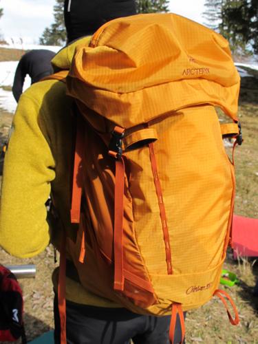 Рюкзак arcteryx cierzo 35 сноуборд рюкзак rip curl
