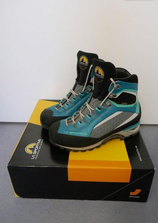 le dernier 11bbd 0b272 Chaussures alpinisme La Sportiva Trango Tower gtx femme
