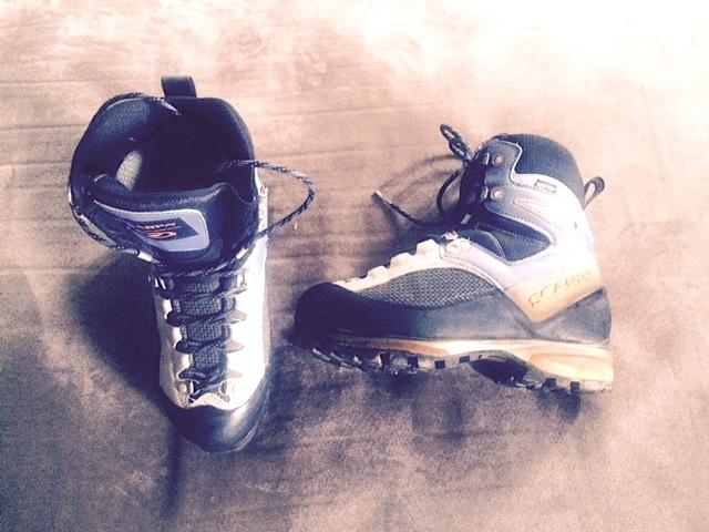 site réputé 134b7 de9ad Chaussures d'alpinisme Scarpa Jorasses Pro GTX