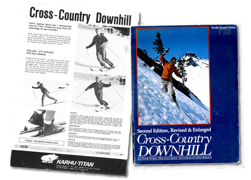 Cross Country Downhill