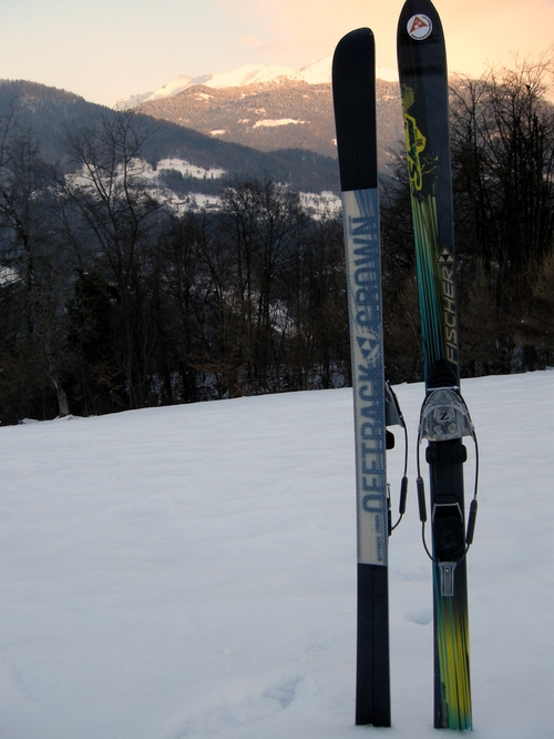 Skis Fischer SBound 98