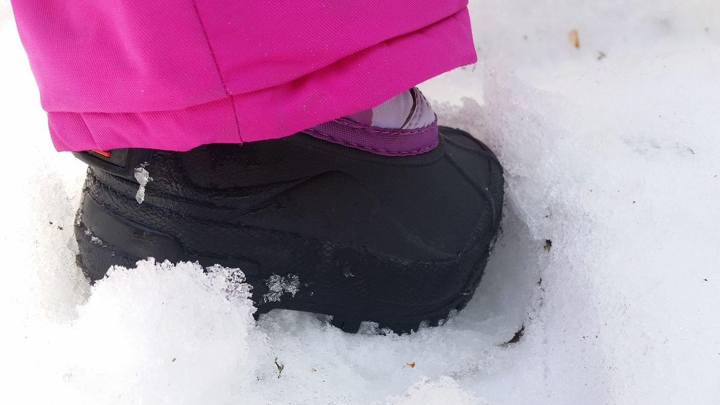 bottes femme neige sorel p40