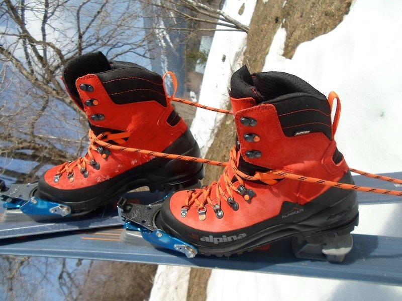 Quelle Chaussure Backcountry Choisir - Alpina alaska